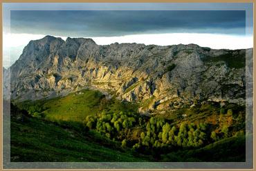 El Parque Natural de Urkiola rediseñado